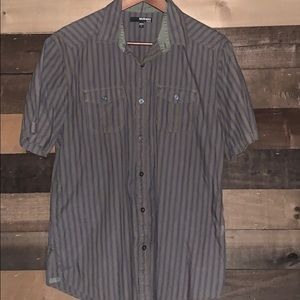 Men's fitted Murano button down